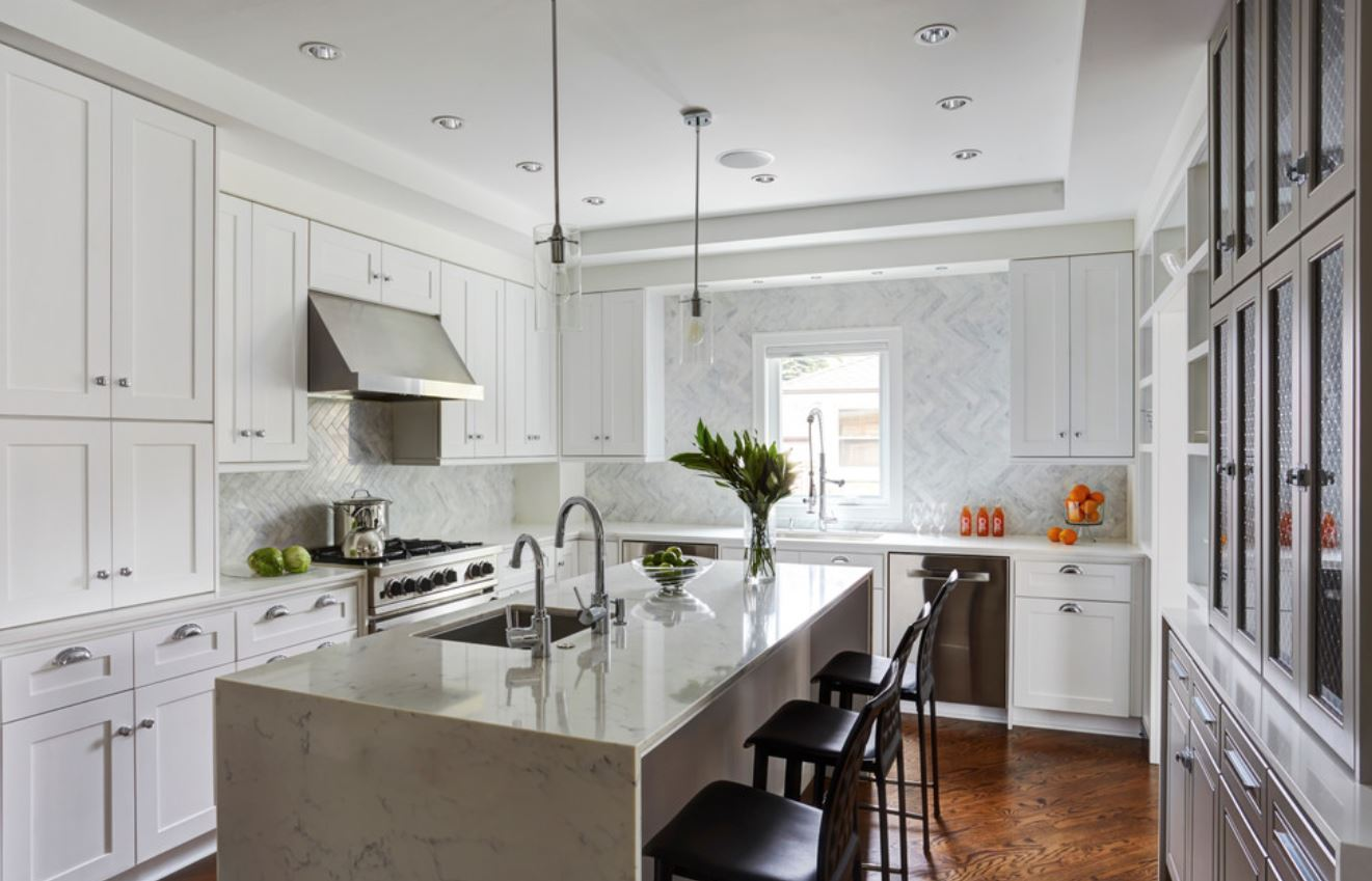 Transitional Kitchen Cabinets In Toronto Markham Castle Kitchens