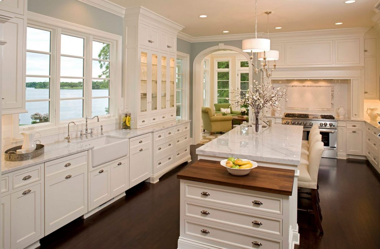 Traditional Kitchen Cabinets Toronto