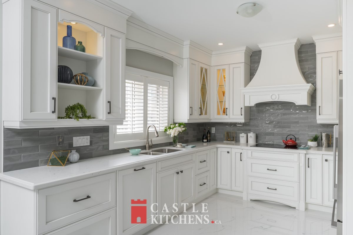 custom kitchen cabinetry in Richmond Hill And Toronto