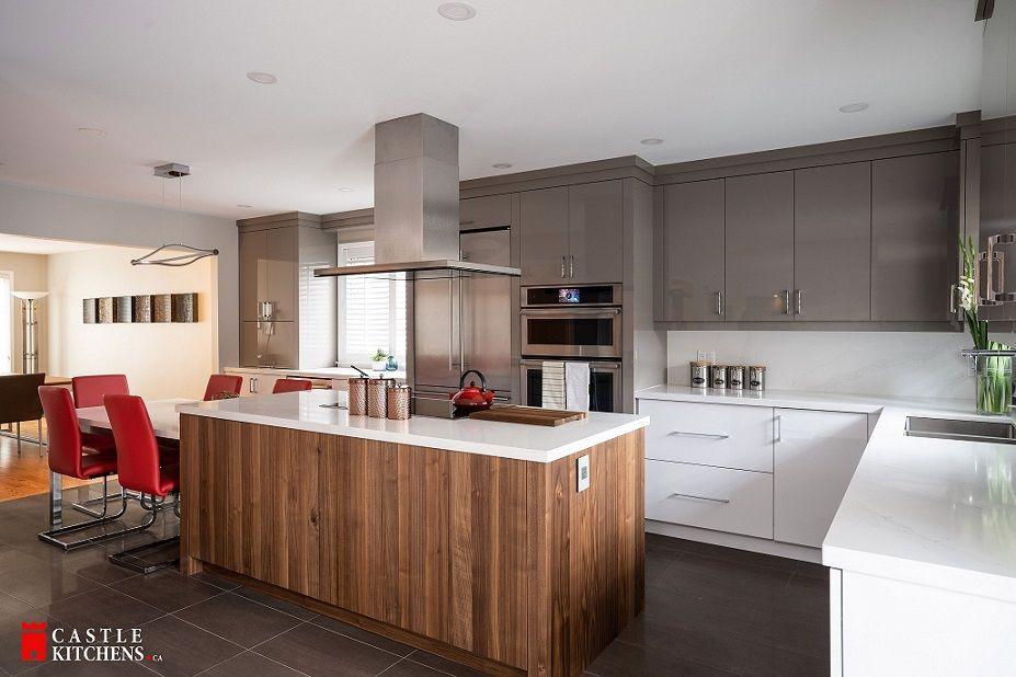 Kitchen Design Vaughn, Thornhill