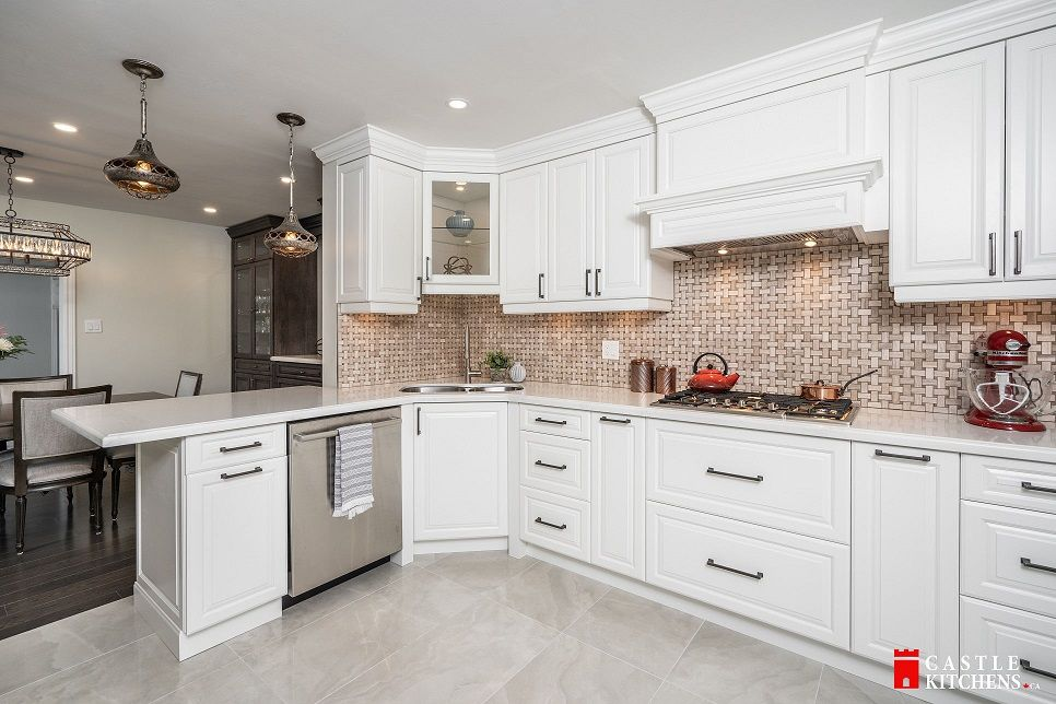 Kitchen Renovation Cost In Stouffville Ontario Castle Kitchens
