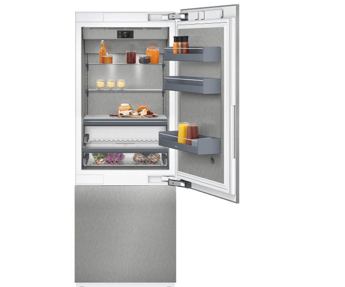 Gaggenau RB472704 Vario Fridge-Freezer Combination 400 Series