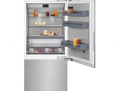 Gaggenau RB492704 Vario Fridge-Freezer Combination 400 Series Fully integrated 36""
