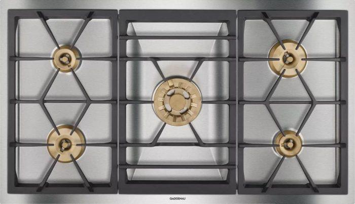 Gaggenau VG491110 gas cooktop