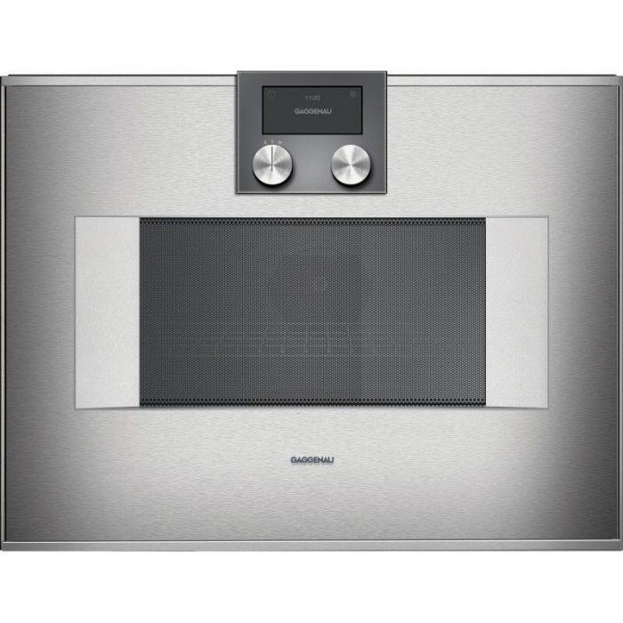Gaggenau BM450710 400 Series Speed Microwave