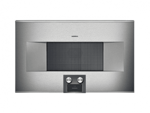 Gaggenau BM484710 400 Series Speed Microwave Oven