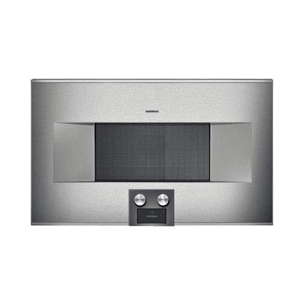 Gaggenau BM484710 400 Series Speed Microwave Oven