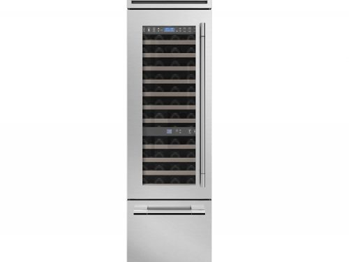 Fulgor Milano F7PBW24S1-L Sofia Built-In Wine Cellar 24""