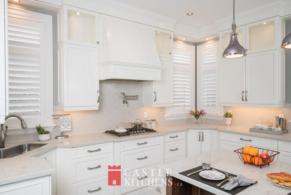 Custom Kitchen Cabinets Toronto