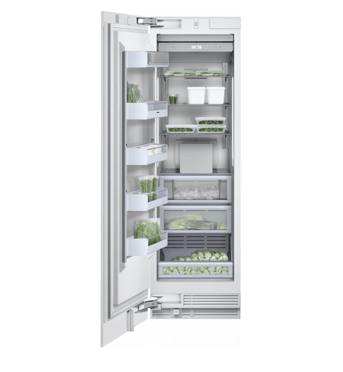 "Gaggenau RF461701 Vario Freezer 400 Series Fully Integrated 24"" Width"