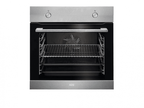 AEG BCK330050M 24 Inch Multi-Function Single Wall Oven