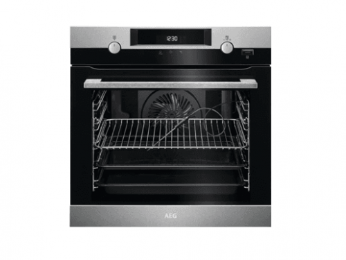 AEG BPK556320M 24 Inch Built-in Multi-function Oven with Steam