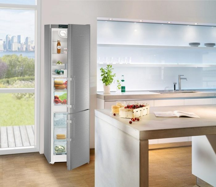Liebherr CBS1360 24 Inch Bottom-Freezer Refrigerator
