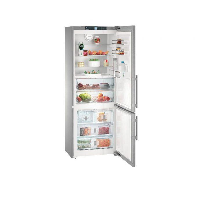 Liebherr CBS1660 30 Inch Bottom-Freezer Refrigerator