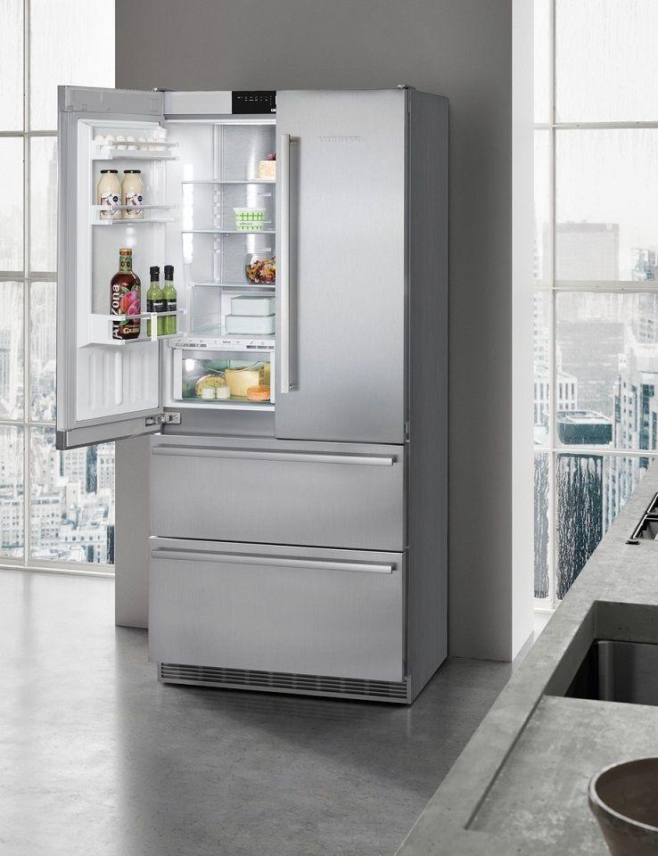 Liebherr CBS2082 36 Inch French Door Refrigerator - Castle