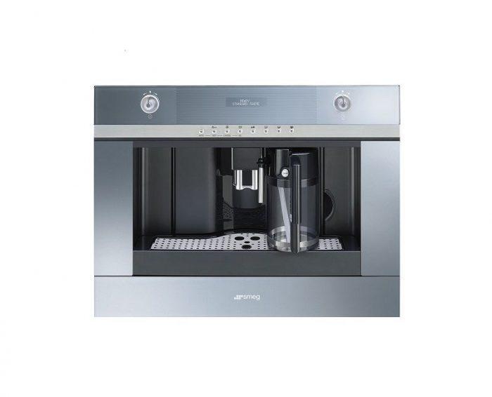 Smeg CMSCU451S 24 Inch Fully Automatic Coffee Machine