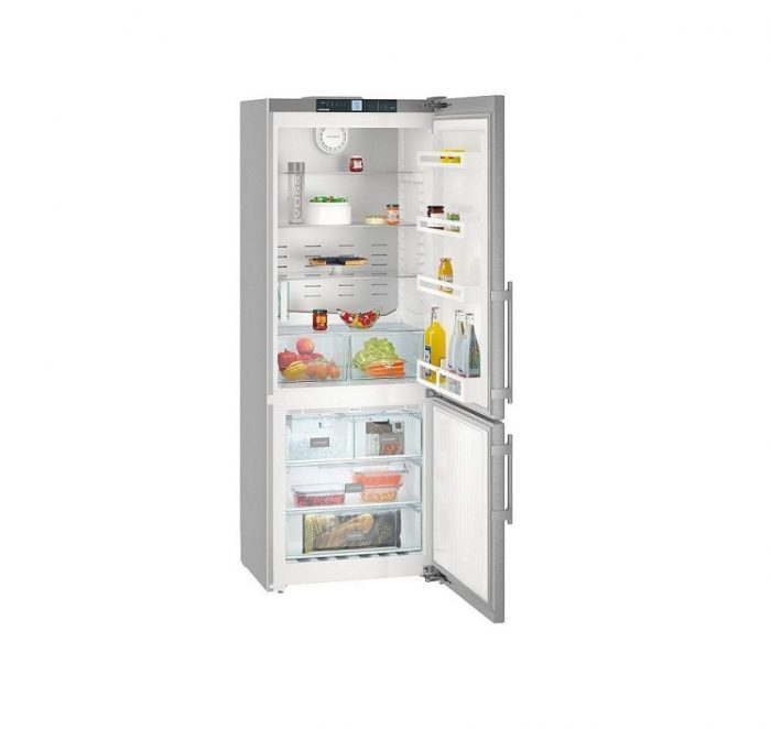 Liebherr CS1640B 30 Inch Bottom-Freezer Refrigerator