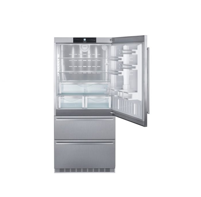 bherr CS2080 36 Inch Bottom-Freezer Refrigerator