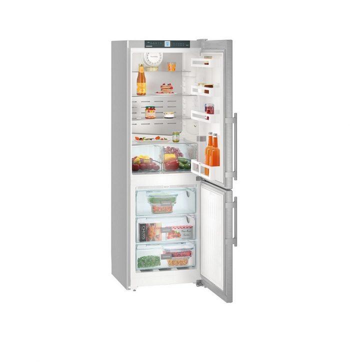 Liebherr CS1210 24 Inch Bottom-Freezer Refrigerator