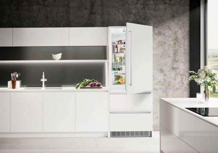 Liebherr HCB1580 30 Inch Built-In Bottom-Freezer Refrigerator