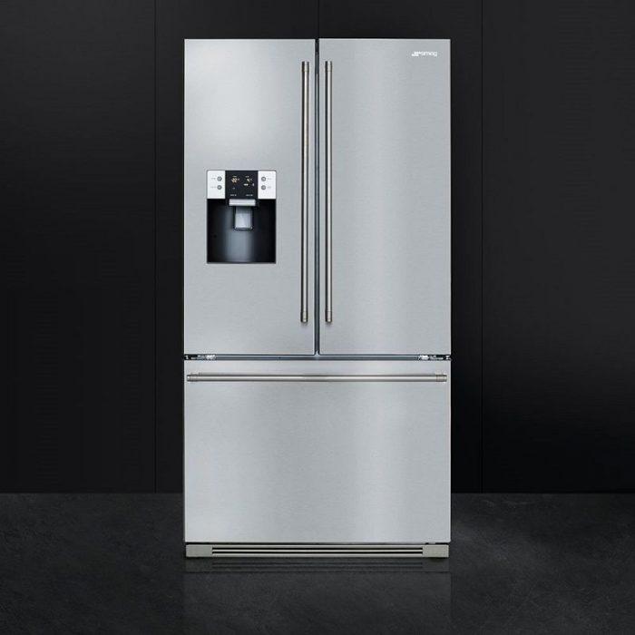Smeg FTU171X7 36 Inch French Door Refrigerator