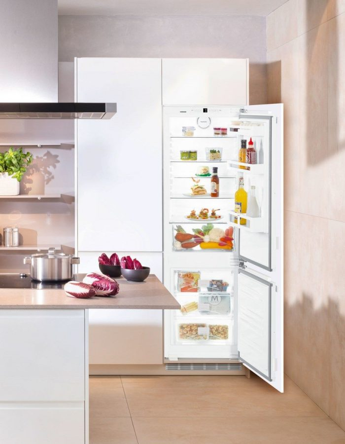 Liebherr HC1030 Built-In Bottom-Freezer Refrigerator