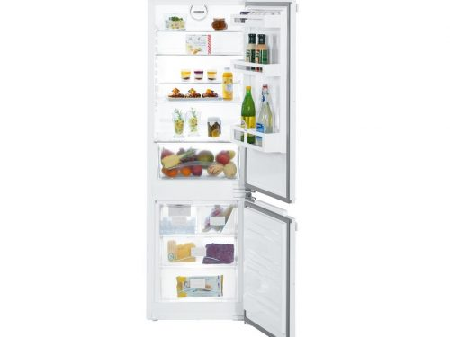 "Liebherr HC1050B 24"" Built-In Bottom Freezer Refrigerator"