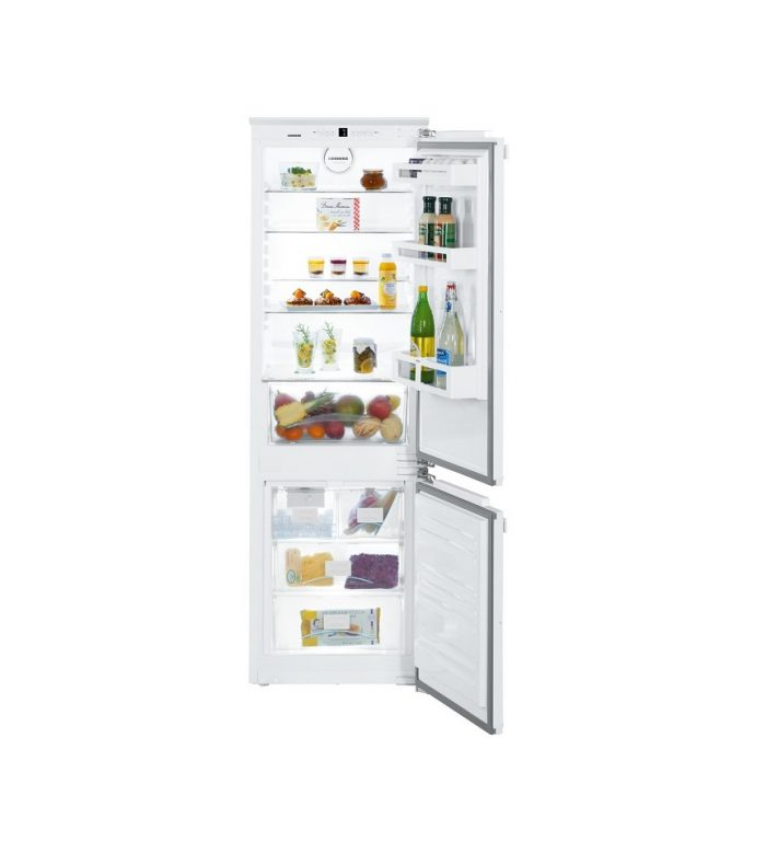 """Liebherr HC1050B 24"""" Built-In Bottom Freezer Refrigerator"""