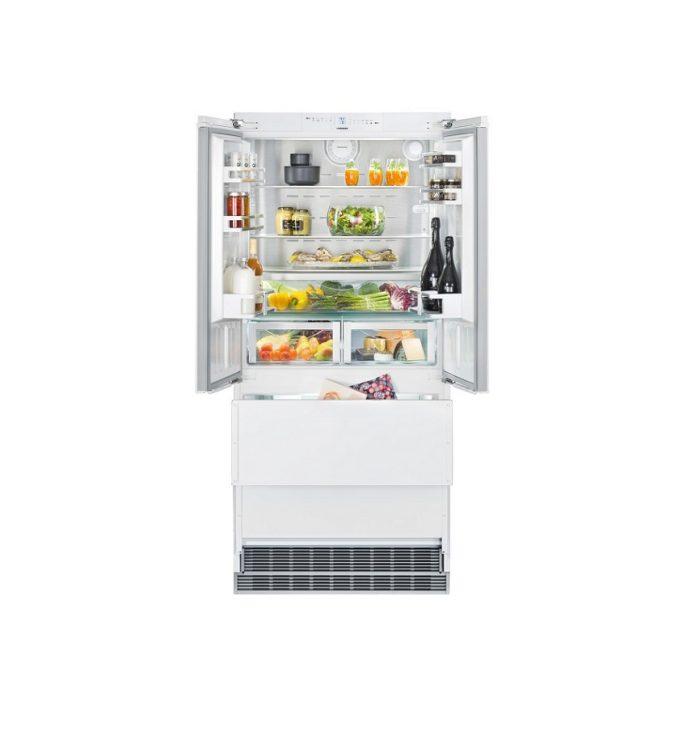 Liebherr HC2082 36 Inch Built-In French Door Refrigerator