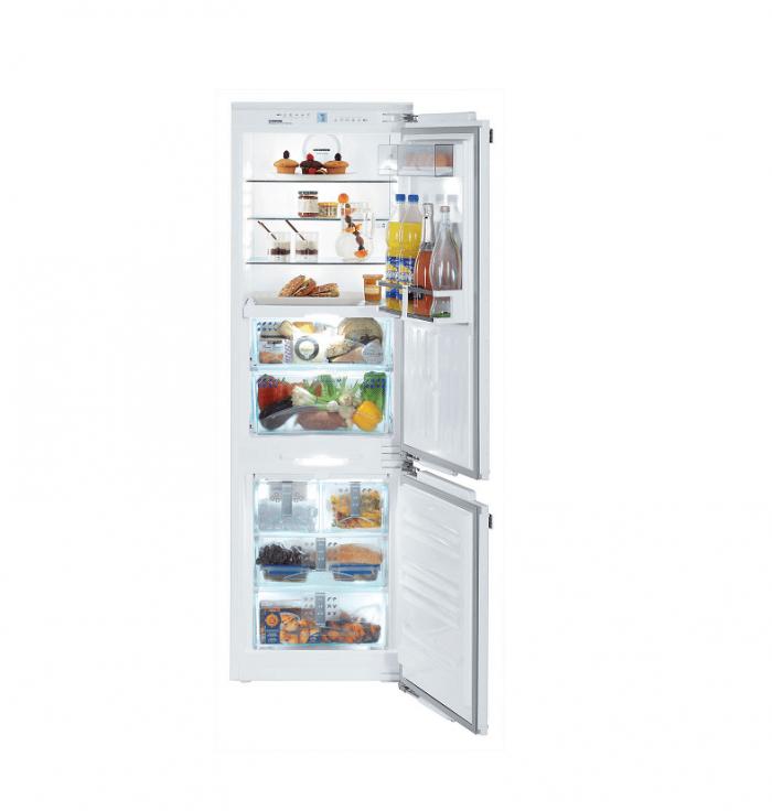 "Liebherr HCB1060 24"" Built-In Bottom-Freezer Refrigerator"