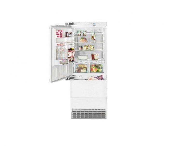 "Liebherr HCB1581 30"" Built-In Bottom-Freezer Refrigerator"