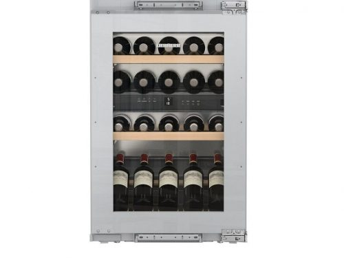 Liebherr HW3000 24 Inch Built-in Wine Cabinet