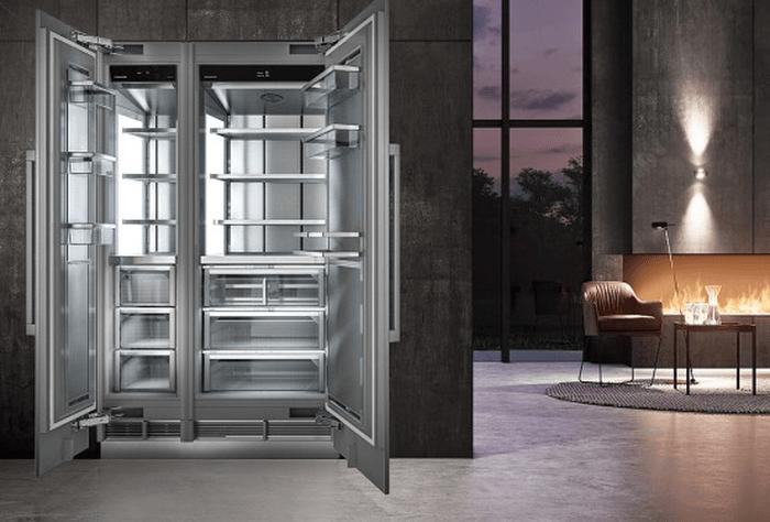 Liebherr Fully Integrated Refrigerator