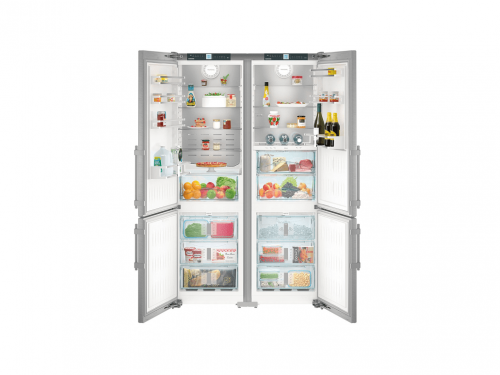 Liebherr SBS26S2 48 Inch Side by Side Refrigerator