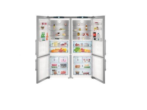 Liebherr SBS32S2 60 Inch Side by Side Refrigerator