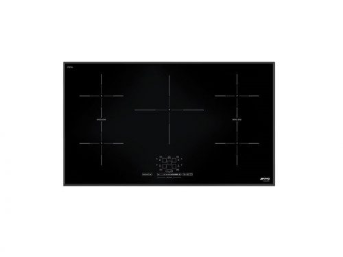 Smeg SIMU536B 37 Inch Induction Cooktop