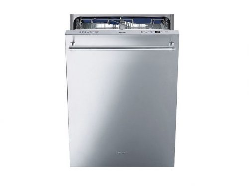 "Smeg STU8647X 24"" Fully integrated Dishwasher"