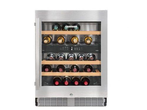Liebherr WU 3400 24 Inch Built-in Undercounter Wine Storage Cabinet