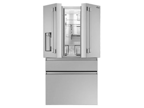 "Dacor DRF36C100SR 36"" Heritage Counter Depth French Door Refrigerator"