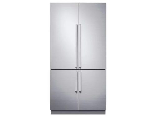 "Dacor DRF427500AP 42"" Modernist 42"" Four-Door French Door Refrigerator"