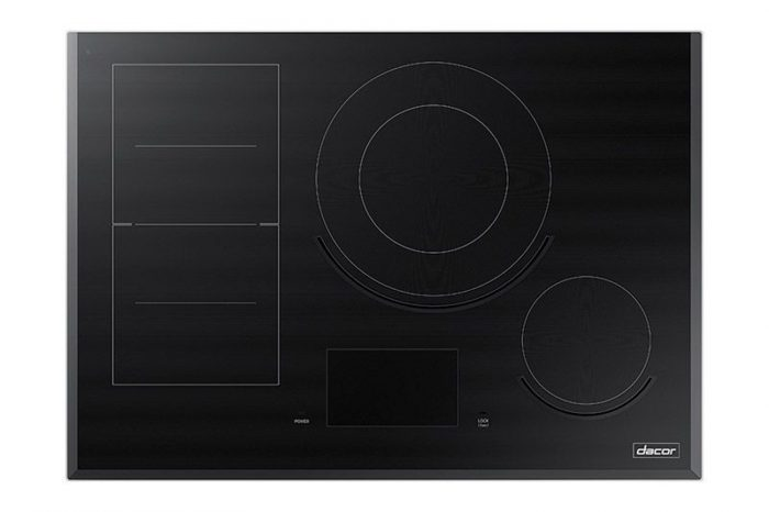 """Dacor DTI30M977BB Modernist 30"""" Induction Cooktop"""