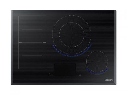 "Dacor DTI30M977BB Modernist 30"" Induction Cooktop"