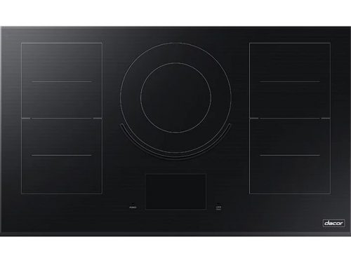"Dacor DTI36M977BB Modernist 36"" Induction Cooktop"