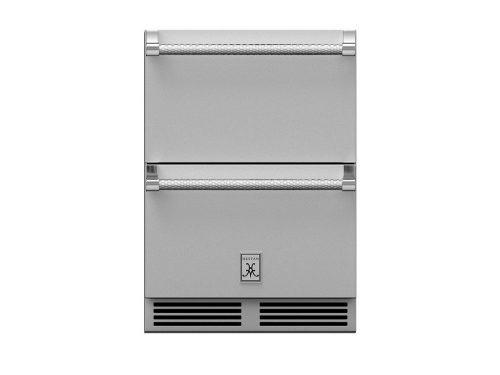 Hestan GRR24 24 Inch Undercounter Refrigerator Drawers