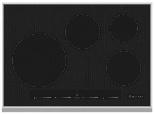 "Hestan KIC30-BK 30"" Induction Cooktop"