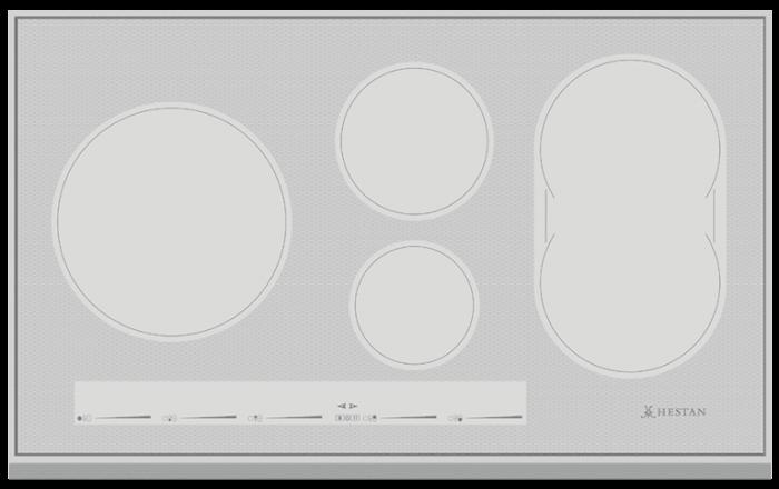 "Hestan KIC36-BK 36"" Induction Cooktop"