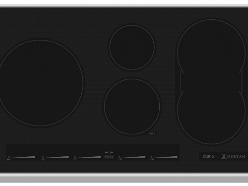 "Hestan KICS36-BK 36"" Smart Induction Cooktop"