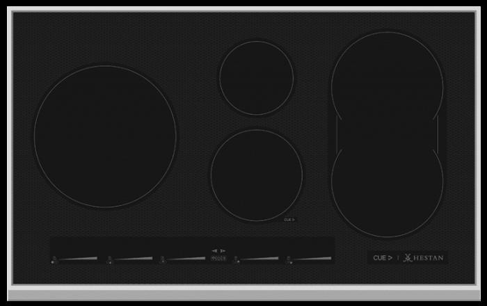 "Hestan KICS36-BK 36"" Smart Induction Cooktop"