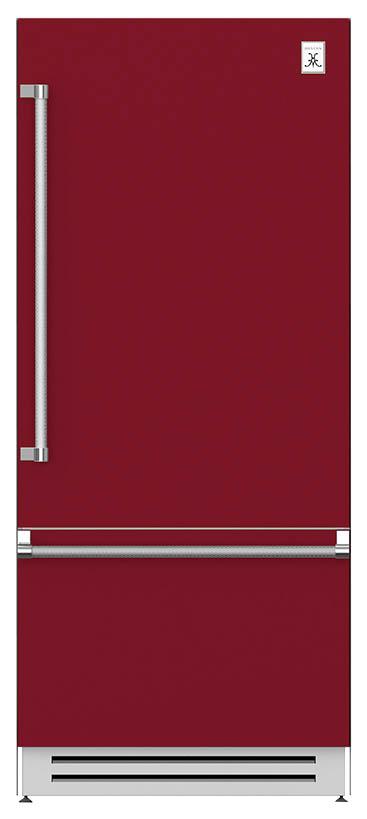 "Hestan KRBR36 36"" Refrigerator With Bottom-Mount Freezer"