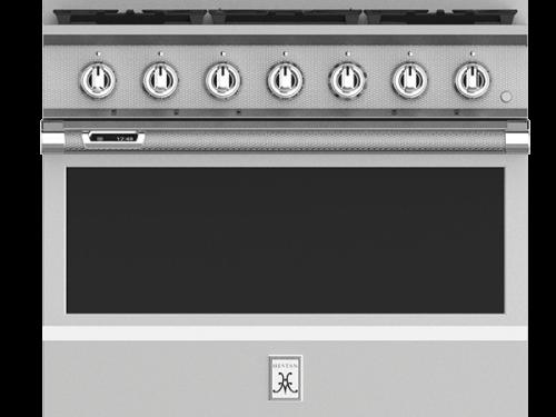 "Hestan KRD365-NG 36"" Dual Fuel Range"